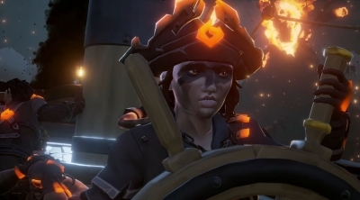 Sea of Thieves : La bande-annonce mélancolique de Forsaken Shores