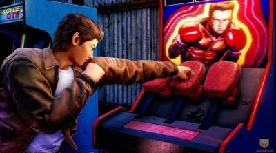 Shenmue III : De nouvelles images made in 'Game Informer' !
