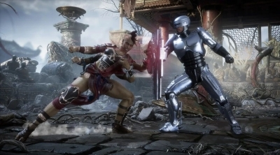 Mortal Kombat 11 - Aftermath : Le trailer de lancement !