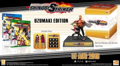 Bon Plan : L'édition collector de Naruto To Boruto Shinobi Striker à 33,25 euros (au lieu de 99,99...)