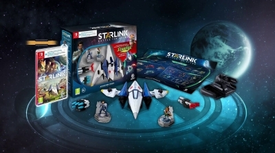 Bon Plan AMAZON : Starlink Starter Pack à 19,99 euros sur Switch (au lieu de 79,99...) !