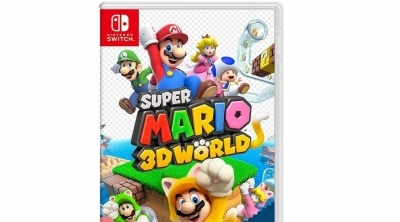 Précommande : SUPER MARIO 3D WORLD+BOWSER FURY sur Nintendo Switch !!!
