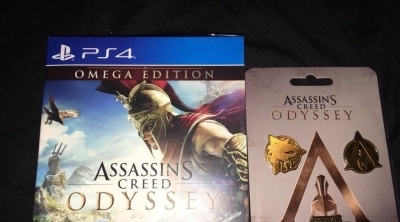 Bon Plan : Assassin's Creed Odyssey Edition Omega (Exclusivité Micromania)