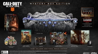 Call of Duty : Black Ops 4 - La version ultra-collector nommée la 'Mystery Box Edition'