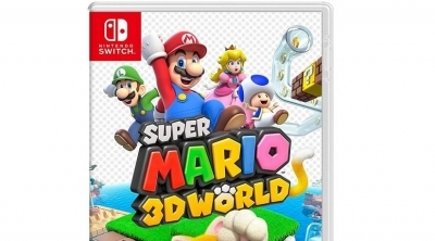 Bon Plan : SUPER MARIO 3D WORLD+BOWSER FURY sur Nintendo Switch à 45,49 euros !!!