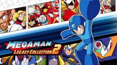 Bon Plan : Mega Man Legacy Collection 2 à 6,99 euros (au lieu de 14,99...)