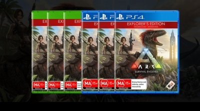 Bon Plan : Ark Survival Evolved Explorer's Edition PS4 à 29,99 euros (au lieu de 109,99...)