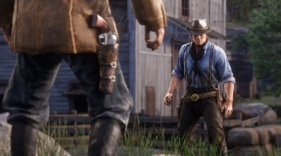 Red Dead Redemption 2 : Une nouvelle salve d'images !