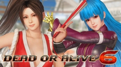 E3 : The King of Fighters XIV s'invite dans Dead or Alive 6 !