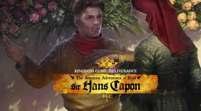 Kingdom Come Deliverance : Le DLC 'Amorous Adventures' arrive bientôt !