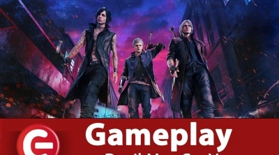 PGW 2018 : Vidéo de gameplay pour Devil May Cry 5