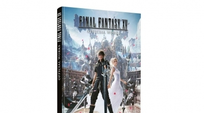 Notre sélection Gamer du jour : Final Fantasy XV Official Works – Artbook - 28/11