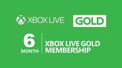 [BURN] Bon Plan : Abonnement Xbox Live Gold de 6 mois + 1000 Coins Apex Legends à 19,99 euros !