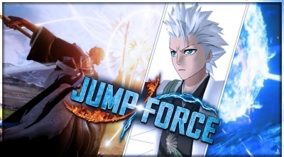 Jump Force : La bande-annonce du personnage Toshiro Hitsugaya (BLEACH)