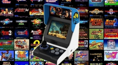 Bon Plan : Neo Geo Mini International - 40 Jeux Inclus à 85,49 euros (au lieu de 149...)