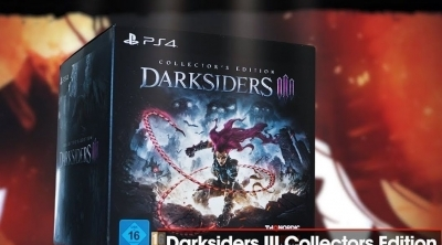 Soldes Amazon : L'édition collector de Darksiders 3 à 85,04 euros (au lieu de 149,99...)
