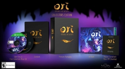 Ori and the Will of the Wisps : Pour commander le collector, c'est ici !