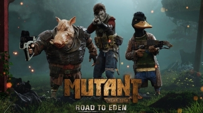 Mutant Year Zero : Bande-annonce de gameplay