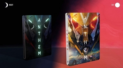 Bon Plan : Le Steelbook phosphorescent de Anthem à 7,99 euros