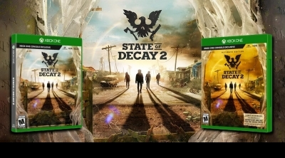 Bon Plan : State of Decay 2 - Ultimate Edition à 22,99 euros (au lieu de 49,99...)