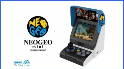 Bon Plan : Neo Geo Mini International - 40 Jeux Inclus à 72,49 euros (au lieu de 149...)