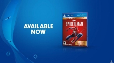 Bon Plan :  Spider-Man édition Game of the Year pour PS4 à 39,99 euros (au lieu de 49,99...)