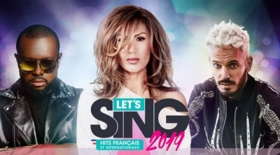 Bon Plan Amazon : Let's Sing 2019 sur Nintendo Switch à 19,48 euros !