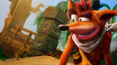 Bon Plan : Crash Bandicoot N'Sane Trilogy sur Switch avec artbook + 5 lithographies + 4 badges à 29,99 euros
