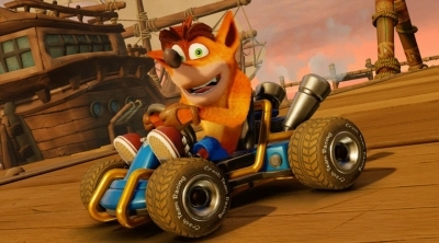 Bon Plan : Crash Team Racing Nitro-Fueled à 29,99 euros (au lieu de 39,99...)