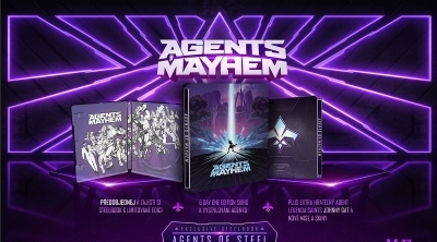 Bon Plan : Agents of Mayhem Steelbook Edition PS4 à 2,99 euros (au lieu de 32,99...)