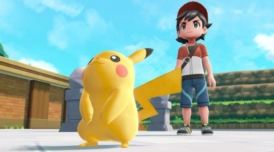 Bon Plan Amazon : Pokémon Let's Go sur Nintendo Switch à 44,90 euros (au lieu de 64,99...)