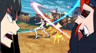 Kill la Kill : The Game : IF : Introduction vidéo au mode Histoire !