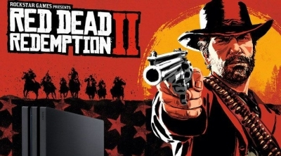 [Expiré] Bon Plan : Pack Console Sony PS4 Pro 1 To Noir + Red Dead Redemption 2 = 40 euros FNAC offerts