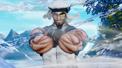 Street Fighter 5 : Bienvenue à Rashid
