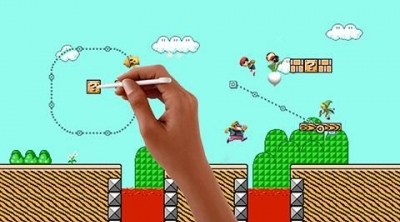 Super smash bros : Un stage Super Mario Maker
