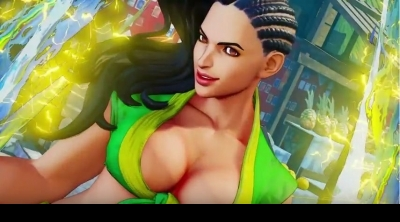Street Fighter 5 : Trailer de Laura