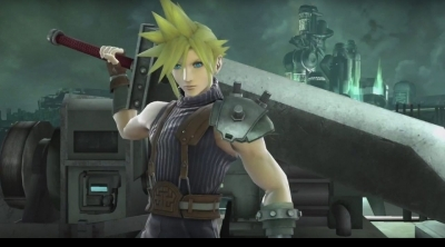 Super Smash Bros : Cloud Strife débarque !