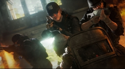Rainbow Six Siege : Le trailer Nvdia !