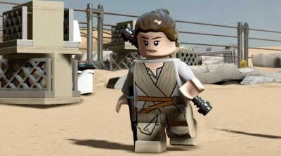 Lego Star Wars The Force Awakens : Trailer d'annonce