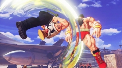 Street Fighter 5 : trailer de Guile