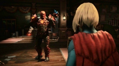 Injustice 2 : trailer de gameplay