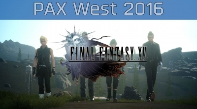 Final Fantasy XV : Vidéo qui illustre le jeu à la PAX West 2016