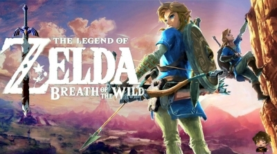 Zelda Breath of the Wild : Quatre nouvelles images