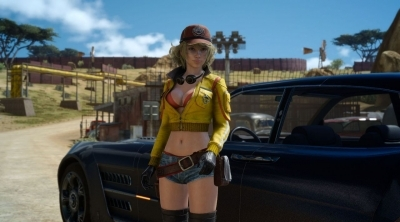 Final Fantasy XV : La grosse salve d'images HD avant sa sortie