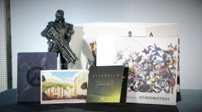 Bon Plan : L'édition collector de Overwatch à 67,68 euros au lieu de 135...