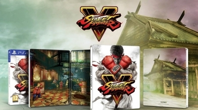 Bon Plan : Street Fighter V Edition Steelbook à 19,99 euros au lieu de 29,99 euros