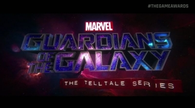 Guardians of the galaxy The Telltale Series : Premier teaser...