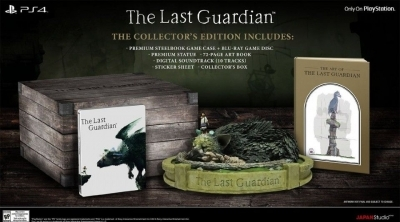 Bon Plan : The Last Guardian Edition Collector à 69,99 euros au lieu de 99,99...