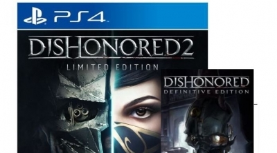 Bon Plan : Dishonored 2 Limited Edition sur PS4 à 22,99...