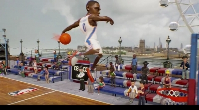 NBA Playgrounds : Trailer d'annonce